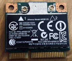 Atheros AR5B125 Wireless WIFI WLAN Card HP P/N 675794-001 Spares  670036-001 (5)
