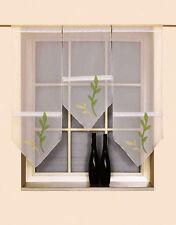 Moderne Gardinen & Vorhänge aus Voile mit Blumenmuster