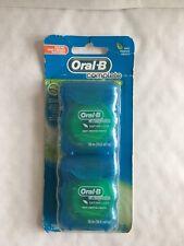 Oral-B 54 Yards Floss Satin Mint