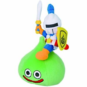 Dragon Quest Smile Slime Plush Doll Slime Knight S Size