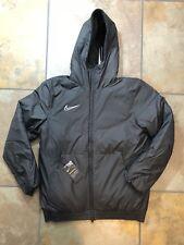 NWT Nike Synthetic Down Filled Winter Coat Mens Medium Black