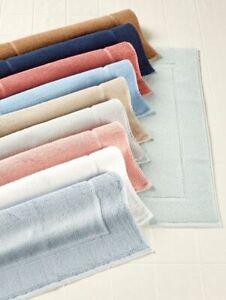 Clarence Sale Supreme 100% Egyptian Cotton 600gsm Bath Mat W50cm x L80cm