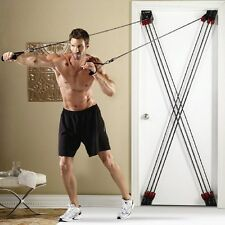 X-FACTOR BY WEIDER DOOR GYM Fitness Workout. Mini Tower 200. Perfect Gift Idea