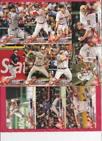 BOSTON RED SOX 2018 Topps Update TEAM SET (11 Cards) Martinez-Betts-Kimbrel-Sale