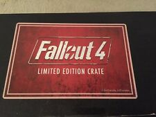 LOOT CRATE FALLOUT 4 LIMITED EDITION ,LARGE SIZE - L - New - Sealed-100%feedback