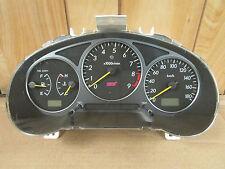 JDM Subaru WRX STI Gauge Cluster EJ207 V7 Speedometer Instrument 180KMS. 2002-03