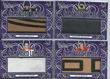 CONNOR MCDAVID 19-20 Leaf LUMBER KINGS **GAME USED LUMBER 4/5** OILERS SSP
