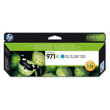 Hp - 971xl 86.5ml cian 6600páginas cartucho de tinta
