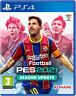 EFOOTBALL PES 2021 SEASON UPDATE EU PS4 VIDEOGAME PLAYSTATION 4