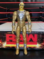 WWE RARE GOLDUST AEW DUSTIN RHODES ELITE 47 FLASHBACK MATTEL WRESTLING FIGURE