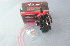 Universal Black Mikuni Maikuni PWK Carburetor Parts Scooters With Power Jet 28mm