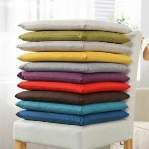 Chair Cushions Memory Foam Student Classroom Living Room Office Stool Pad Mat