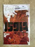 Isola #1 1st Print Signed by Kerschl & Fletcher COA NM High Grade Image Comics