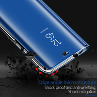 Smart View Mirror Stand Case Cover For Samsung Galaxy Note 8/Note 9/Note10+/Plus