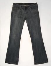 Decree Destroyed  Button Flap Bootcut Jeans Size 11 GUC #144
