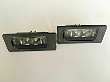 2 x NEU Original VW LED Kennzeichenleuchten Nummernschildbeleuchtung 3AF943021A