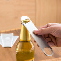 Professional Beer Bottle Opener Bartender's Stainless Steel Speed Opener