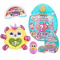 ZURU RAINBOCORNS Monkeycorn Sparkle Heart Surprise Series 2