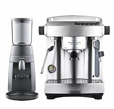 Sunbeam PU6910 Espresso Bar: Espresso Machine + Burr Grinder - RRP $699.00