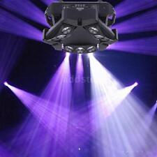 90W DMX512 RGBW LED Stage Lighting Mini Triangle Spider Stage Beam Light US