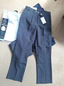 Boys School Grey Uniform Bundle age 9-10