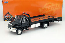 International Durastar 4400 FLAT BED Noir 1:24 Jada Toys