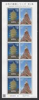 Japan 2017 Japanese Architecture Series No. 2 Stamps S/S