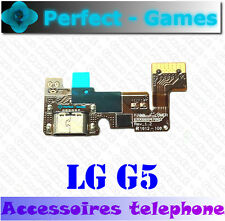 LG G5 connecteur de charge micro USB charging port charger dock plug flex board