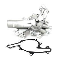 Engine Water Pump-VIN: 4, OHV, Natural, 12 Valves DNJ WP4116