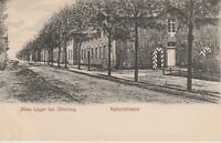 Juterborg Germany Vintage Postcard - Street Scene early 1900s-