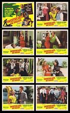 SWEETHEARTS ON PARADE Vintage LOBBY CARD SET Ray Middleton Lucille Norman