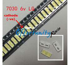 Pk50 LED 7030 6V per TV Retroilluminazione PHILIPS ecc.