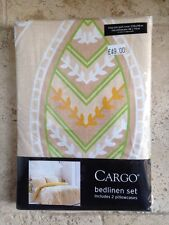 Cargo King Size Duvet Set- Teagan Design Bed  Linen Set