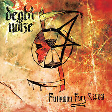 Death Nöize - Fullmoon Fury Ritual (Rom), CD