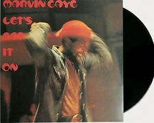 MARVIN GAYE Let's Get It On Vinyl Lp Record 180gm NEW Sealed