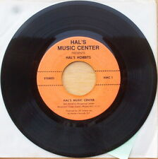 Rare Hal's Music Center Hal's Hobbits & Made in Brasil - Mountain View, Ca. VG+