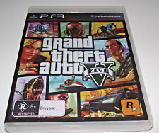 Grand Theft Auto V 5 PS3 PAL *Complete*
