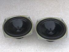 pair Kef B200 sp1014 bass  drivers Speakers