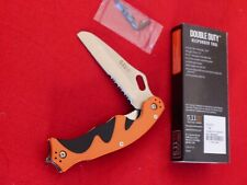 5.11 Tactical new in box Double Duty Responder orange Knife 51073