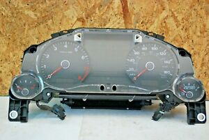 2004 - 2010 Audi A8L Speedometer Instrument Gauge Cluster OEM