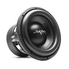 "SKAR AUDIO VXF-12 D2 12"" 3000W MAX POWER DUAL 2 OHM COMPETITION CAR SUBWOOFER"