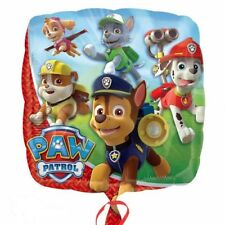 Paw Patrol Character Foil Shape Balloon Birthday Party Decoration 17 in 43cm