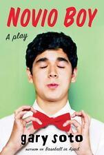 Novio Boy : A Play by Gary Soto (2006, Paperback)