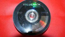 200 - DVD TRAXDATA VERGINI VUOTI -R 8X 4.7 GB IN PACCHI DA 25 COME DA INSERZIONE