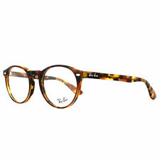Ray Ban Glasses Frames RX5283 5675 49 Top Havana Brown Yellow 49mm Mens Womens