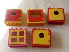 LEGO DUPLO 5 portes et fenêtres