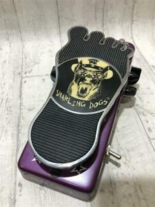 Snarling Dogs Bootzilla Fuzz Wah Bootsy Collins Bass Effect Wah Pedal