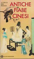 Libro - A cura di Edi Bozza - Antiche fiabe cinese - Mondadori  | buone
