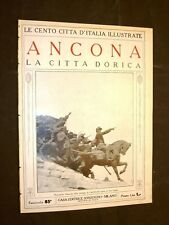 Ancona, la città dorica - Le Cento Città d'Italia illustrate