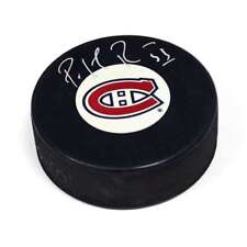 Patrick Roy Montreal Canadiens Autographed Hockey Puck